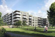 Tiedemannsfabrikken - en del av en ny og levende bydel